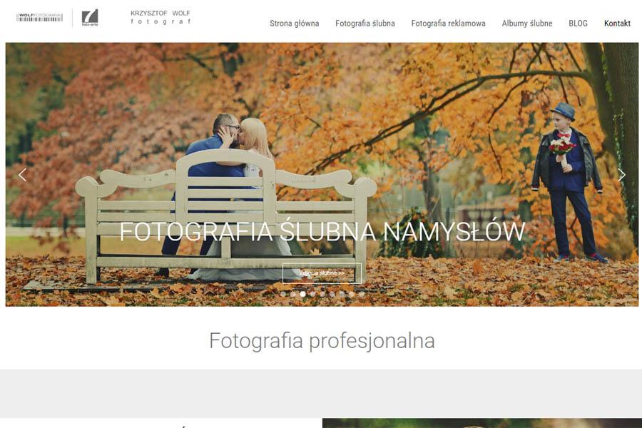 FOTOGRAFIA - KRZYSZTOF NORBERT WOLF