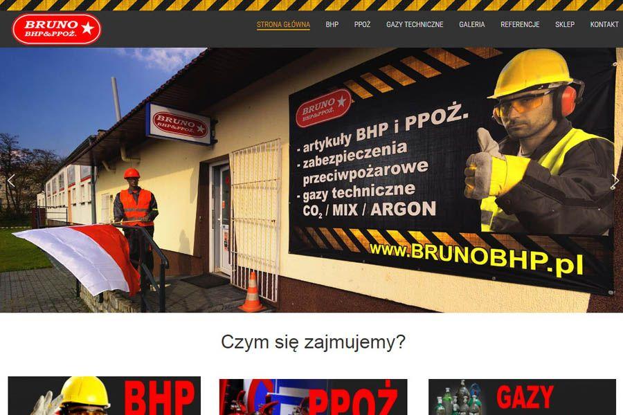 BRUNO BHP & PPOŻ NAMYSŁÓW
